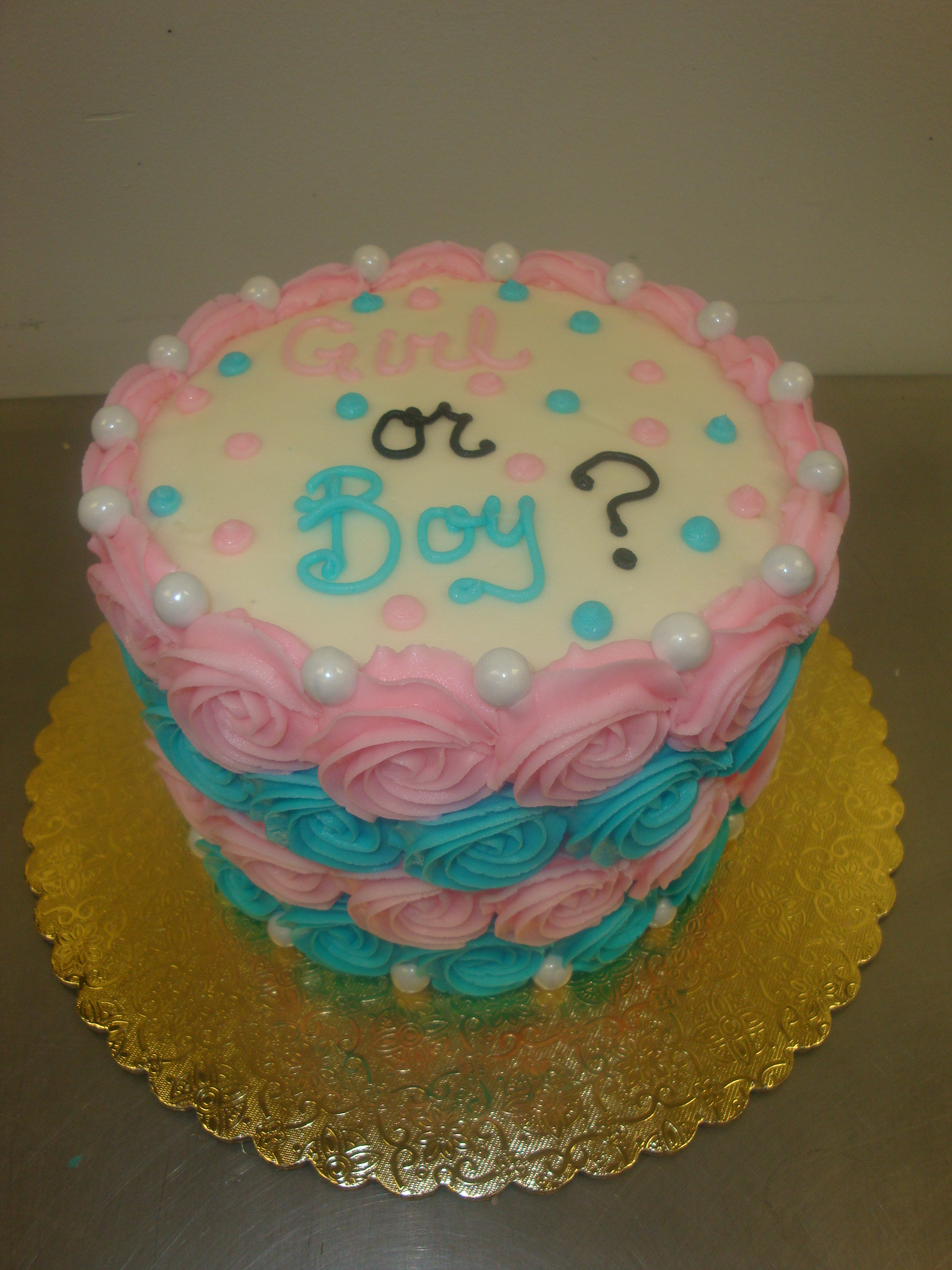 10 serving gender reveal $45