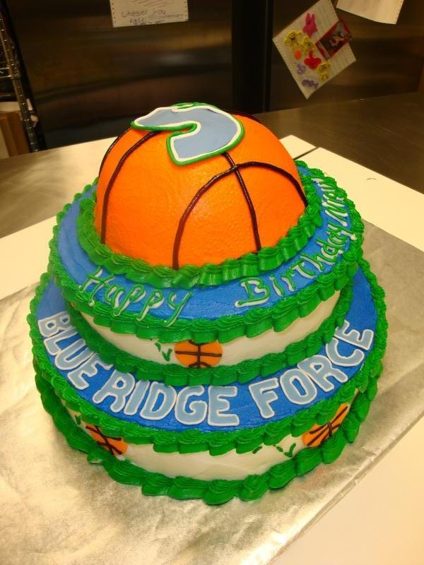 blue ridge force tier basketball 45 servings $5/serving